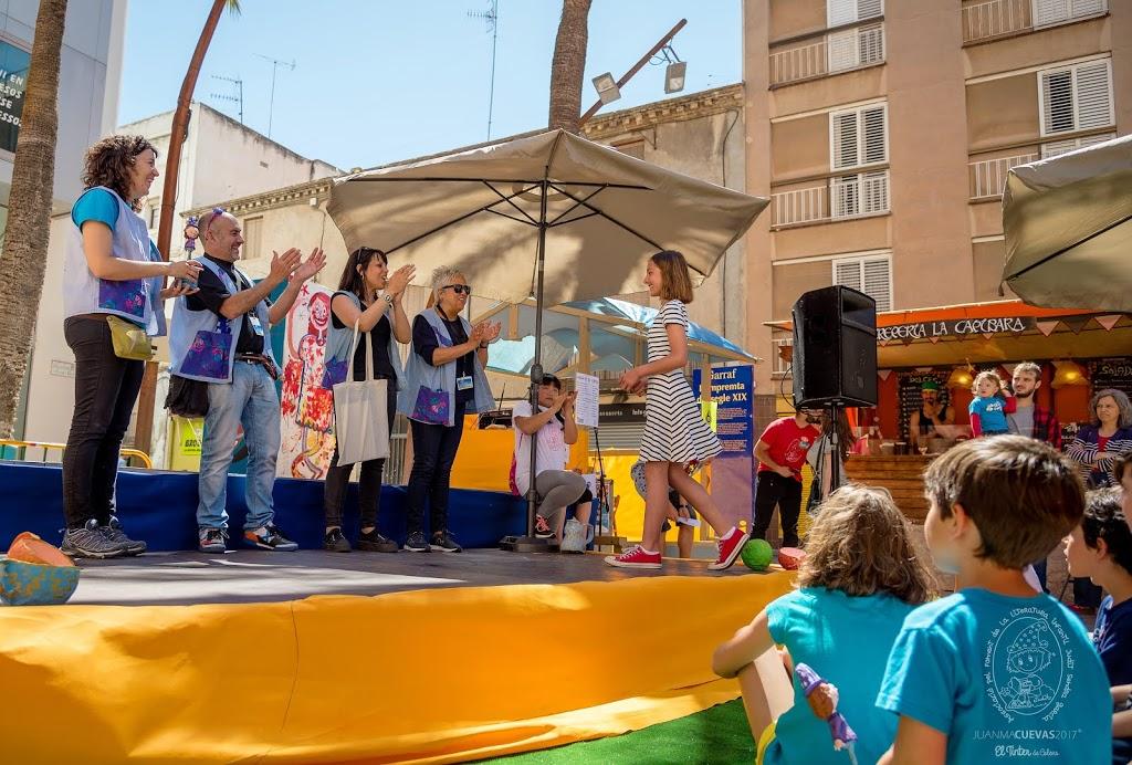 """1r. Premi Categoria """"D"""" (11 a 12 anys) 5è Concurs de contes Conte va! Va de contes, any 2017"""