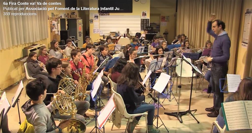 Banda de Música Infantil Mestre Montserrat