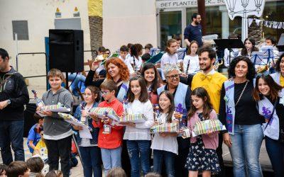 Els premiats del 6è concurs conte va! Va de contes Moltes gràcies als que han participat al concurs i a totes les Escoles que ho han fet possible!!