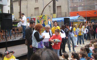 """El Paper""  premi categoria ""A"" de 8 a 9 anys de Gerard Beamonte Sánchez."