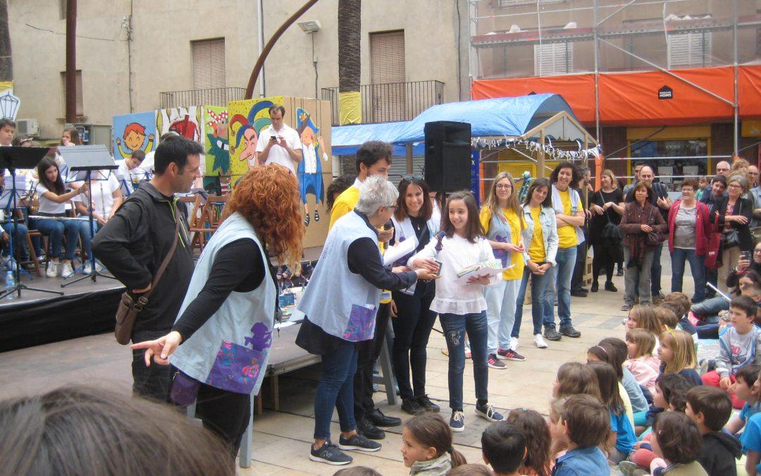 """""""La Fàbrica de Llaminadures""""  premi categoria """"C"""" de 10 a 11 anys (5è de Primària) d'Anna Ariza Rodríguez"""