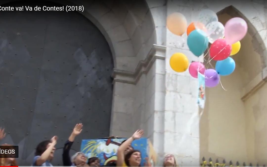 El vídeo de la 6a Fira Conte Va! Va de contes
