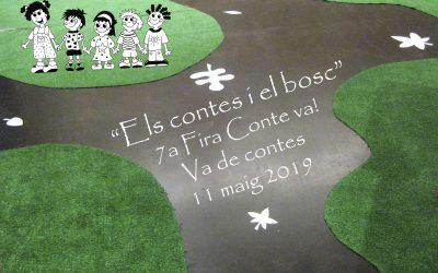 """""""Els Contes i el bosc"""" 7a Fira Conte va! Va de contes"""