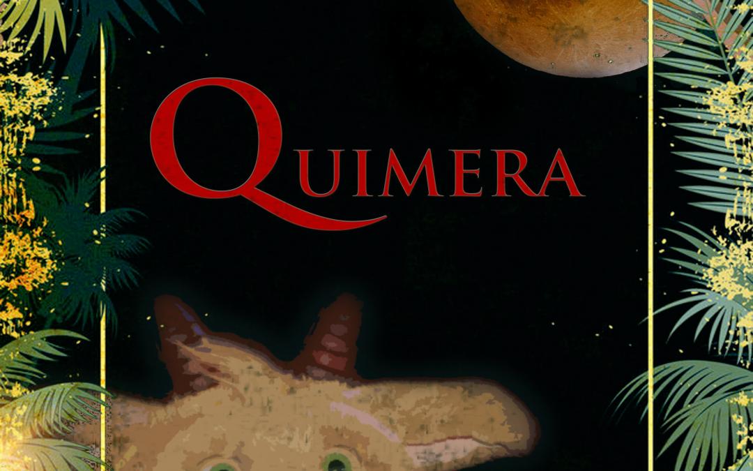 """""""QUIMERA""""  Espectacle estrenat a la 30a edició de la Mostra de Teatre Infantil i Juvenil d'Igualada i el podeu veure al Teatre Principal en el marc de la 7a Fira Conte va! Va de contes"""