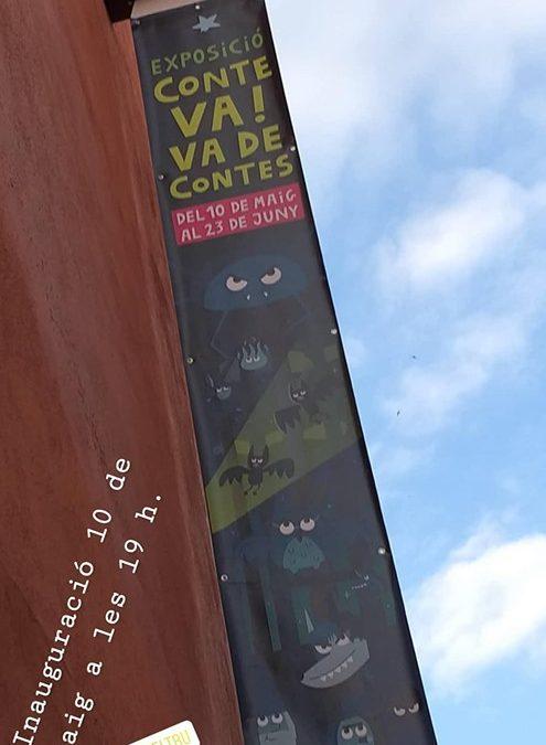 Exposició Col·lectiva d'il·lustració al Centre d'Art Contemporani La Sala. Inauguració 10 de maig a les 19 h.