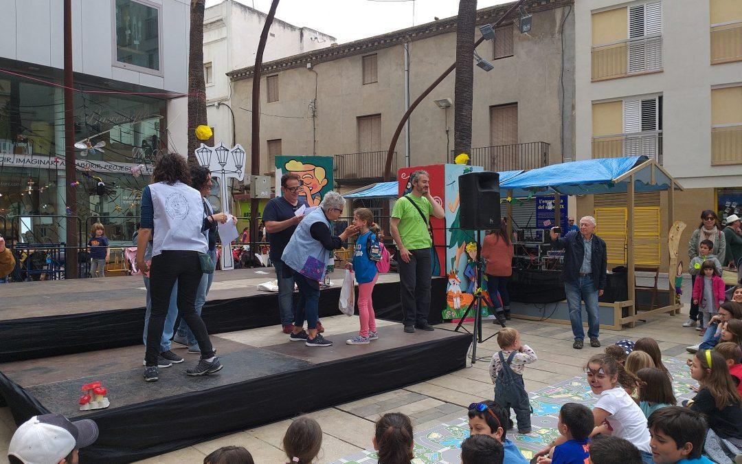 """L'AINA I LA FADA"""" premi categoria """"A"""" de 8 a 9 anys de Aina Vallespí Martí"""