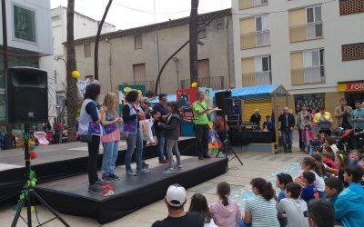 """La Mar i els colors del món"""" premi categoria """"B"""" de 9 a 10 anys de Bruna Martínez Guardià"""