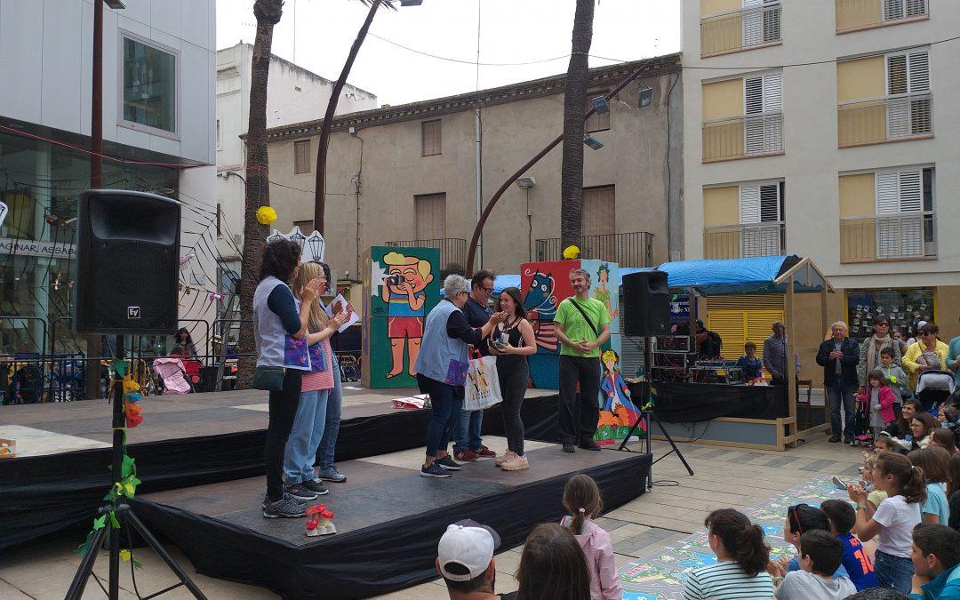 """""""El país de la foscor"""" premi categoria """"D"""" de 11 a 12 anys de Janire Gallego Fernàndez"""