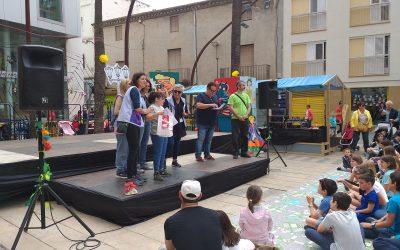 """""""La Festa dels Objectes"""" premi categoria """"G"""" el conte més divertit de Laia Luna Luque"""